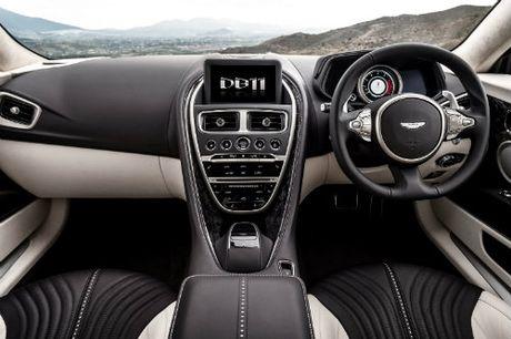 Aston Martin DB11 ve chau A gia chenh khung khiep - Anh 5