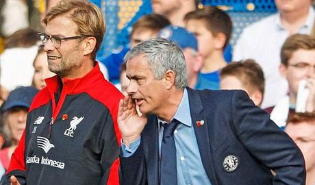 Trong qua khu, Jurgen Klopp chua tung biet so Jose Mourinho - Anh 1