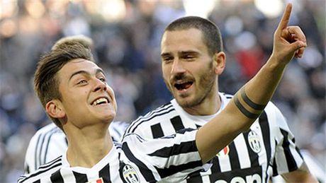Juventus xac nhan sap 'troi chan' Bonucci va Dybala - Anh 1