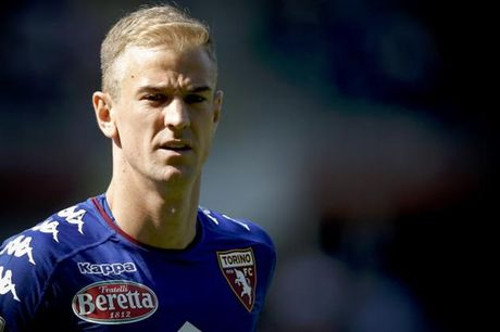 Joe Hart dang rat 'nho' Premier League - Anh 1