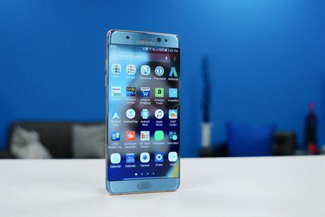 Nhin lai tham hoa Galaxy Note 7 cua Samsung - Anh 1