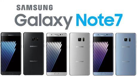 Nhin lai tham hoa Galaxy Note 7 cua Samsung - Anh 2