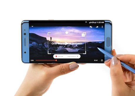 Nhin lai tham hoa Galaxy Note 7 cua Samsung - Anh 5