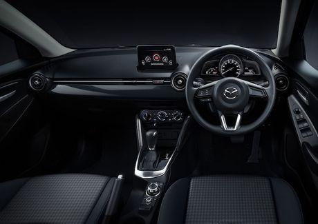 Mazda 2 va CX-3 phien ban 2017 chinh thuc ra mat - Anh 5