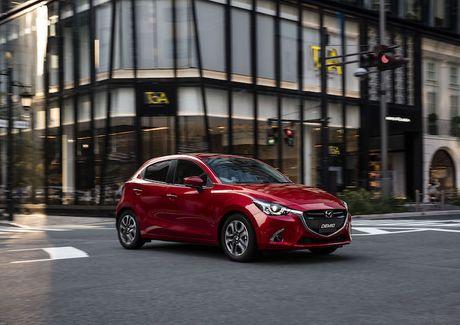 Mazda 2 va CX-3 phien ban 2017 chinh thuc ra mat - Anh 7