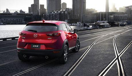 Mazda 2 va CX-3 phien ban 2017 chinh thuc ra mat - Anh 8