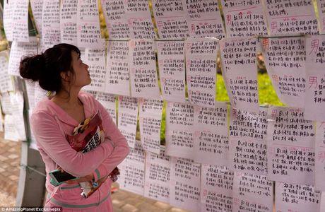 Tan muc khu cho ky la chuyen mai moi hon nhan o Trung Quoc - Anh 7