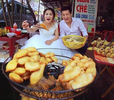 Anh cuoi phong cach hang quan cua cap doi Ninh Binh - Anh 1