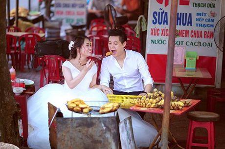 Anh cuoi phong cach hang quan cua cap doi Ninh Binh - Anh 4