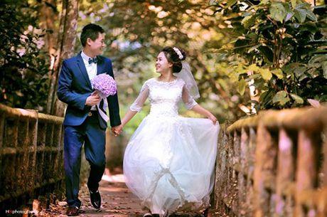 Anh cuoi phong cach hang quan cua cap doi Ninh Binh - Anh 5