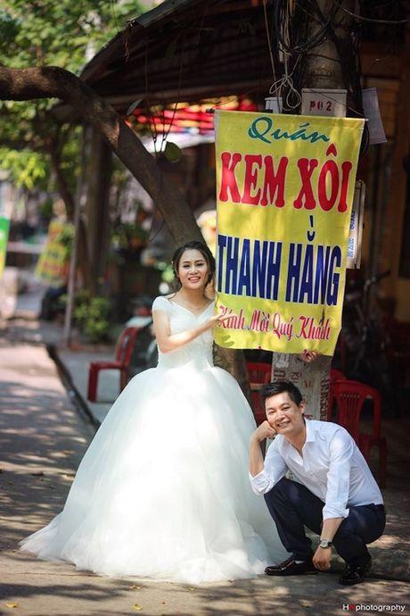Anh cuoi phong cach hang quan cua cap doi Ninh Binh - Anh 7