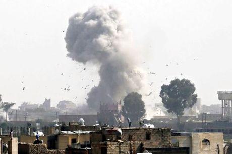Ai dang chien dau tai Yemen? - Anh 1