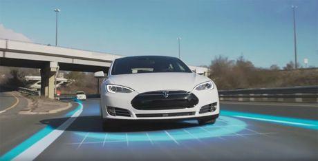 """Duc yeu cau Tesla khong su dung tu """"Autopilot"""" khi quang cao xe tu lai - Anh 1"""