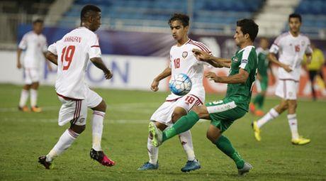 HLV Hoang Anh Tuan: 'Chac chan UAE se nhin U.19 Viet Nam bang con mat khac' - Anh 2