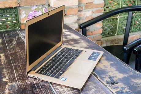 Acer Swift 3 – Gon nhe thoi trang cho doanh nhan - Anh 1