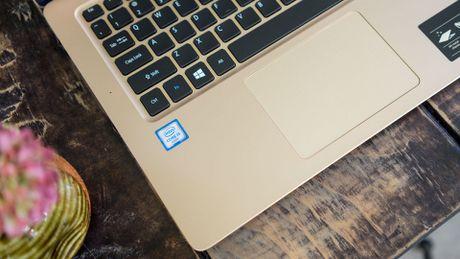 Acer Swift 3 – Gon nhe thoi trang cho doanh nhan - Anh 8