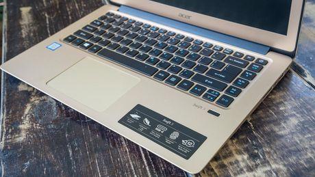 Acer Swift 3 – Gon nhe thoi trang cho doanh nhan - Anh 9