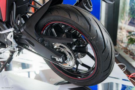 Yamaha TFX150 chot gia 79,9 trieu dong; ngay 20/10 ban ra - Anh 11