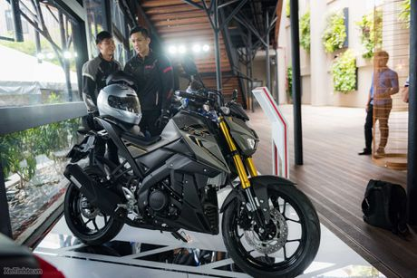 Yamaha TFX150 chot gia 79,9 trieu dong; ngay 20/10 ban ra - Anh 13