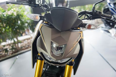 Yamaha TFX150 chot gia 79,9 trieu dong; ngay 20/10 ban ra - Anh 15