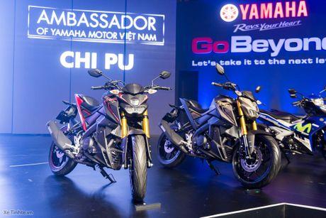 Yamaha TFX150 chot gia 79,9 trieu dong; ngay 20/10 ban ra - Anh 4