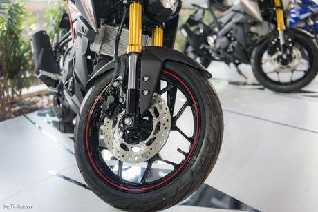 Yamaha TFX150 chot gia 79,9 trieu dong; ngay 20/10 ban ra - Anh 5