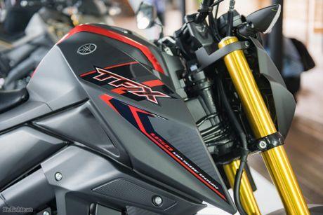 Yamaha TFX150 chot gia 79,9 trieu dong; ngay 20/10 ban ra - Anh 7