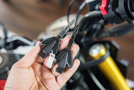 Yamaha TFX150 chot gia 79,9 trieu dong; ngay 20/10 ban ra - Anh 9