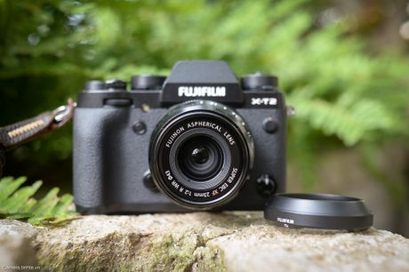 Review nhanh ong kinh Fujifilm XF23mm F2 WR va so sanh voi XF23mm F1.4 - Anh 2
