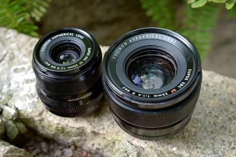 Review nhanh ong kinh Fujifilm XF23mm F2 WR va so sanh voi XF23mm F1.4 - Anh 30
