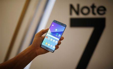 Con hon 4.000 chiec Samsung Note 7 chua thu hoi duoc - Anh 1