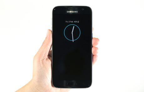 Cap nhat Galaxy S7 va S7 edge: Them nhieu tinh nang tren che do Always On Display - Anh 1