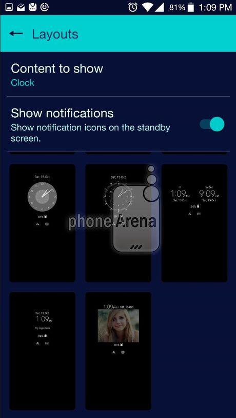 Cap nhat Galaxy S7 va S7 edge: Them nhieu tinh nang tren che do Always On Display - Anh 4