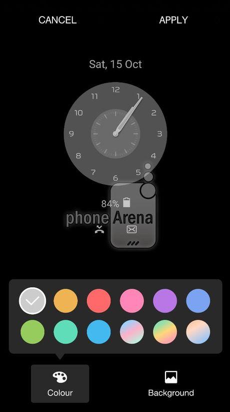 Cap nhat Galaxy S7 va S7 edge: Them nhieu tinh nang tren che do Always On Display - Anh 6