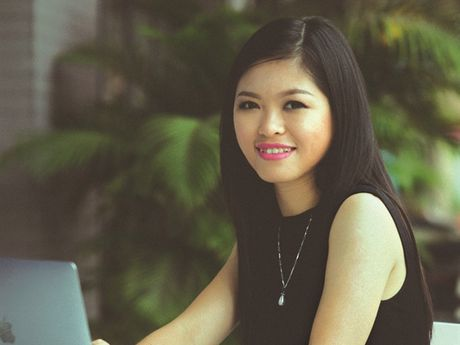 Hanh trinh khoi nghiep cua 'Co gai trieu do' Truong Thanh Thuy - Anh 1