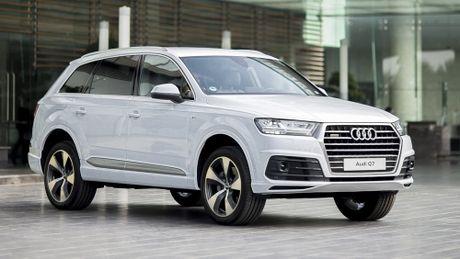 Sau xe sang A8, Audi tiep tuc trieu hoi Q7 tai Viet Nam - Anh 1