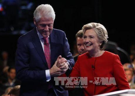"""Ba Hillary but pha truoc them """"khau chien"""" cuoi cung - Anh 1"""