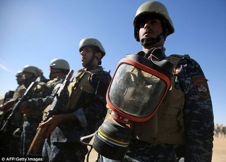 Luc luong Iraq o at tien ve Mosul, quyet tam giai phong thanh pho - Anh 12