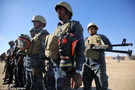 Luc luong Iraq o at tien ve Mosul, quyet tam giai phong thanh pho - Anh 14