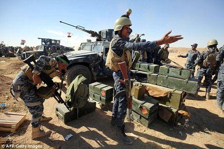 Luc luong Iraq o at tien ve Mosul, quyet tam giai phong thanh pho - Anh 15