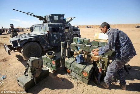 Luc luong Iraq o at tien ve Mosul, quyet tam giai phong thanh pho - Anh 16
