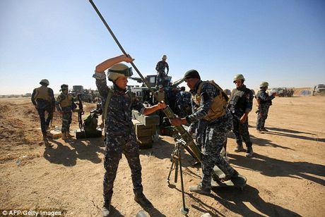 Luc luong Iraq o at tien ve Mosul, quyet tam giai phong thanh pho - Anh 17