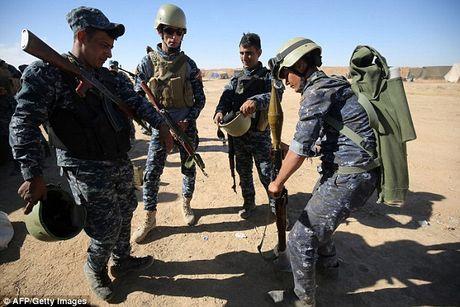 Luc luong Iraq o at tien ve Mosul, quyet tam giai phong thanh pho - Anh 18