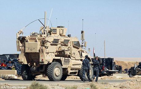 Luc luong Iraq o at tien ve Mosul, quyet tam giai phong thanh pho - Anh 19