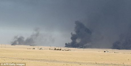 Luc luong Iraq o at tien ve Mosul, quyet tam giai phong thanh pho - Anh 20