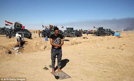 Luc luong Iraq o at tien ve Mosul, quyet tam giai phong thanh pho - Anh 21