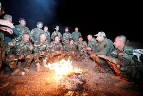 Luc luong Iraq o at tien ve Mosul, quyet tam giai phong thanh pho - Anh 2