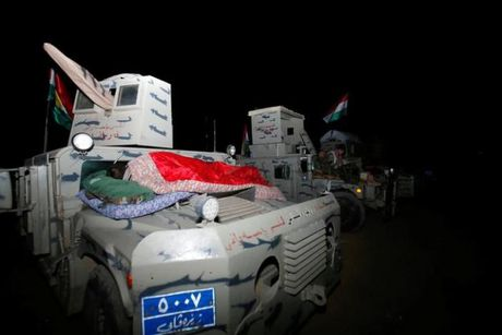 Luc luong Iraq o at tien ve Mosul, quyet tam giai phong thanh pho - Anh 4