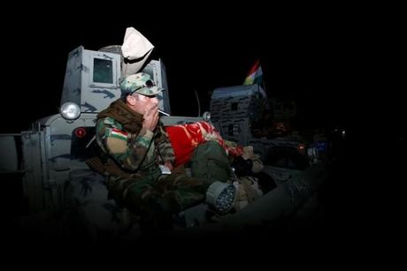 Luc luong Iraq o at tien ve Mosul, quyet tam giai phong thanh pho - Anh 5