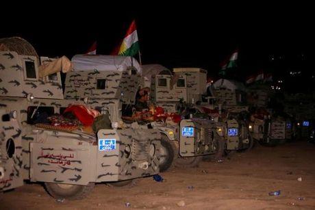 Luc luong Iraq o at tien ve Mosul, quyet tam giai phong thanh pho - Anh 7